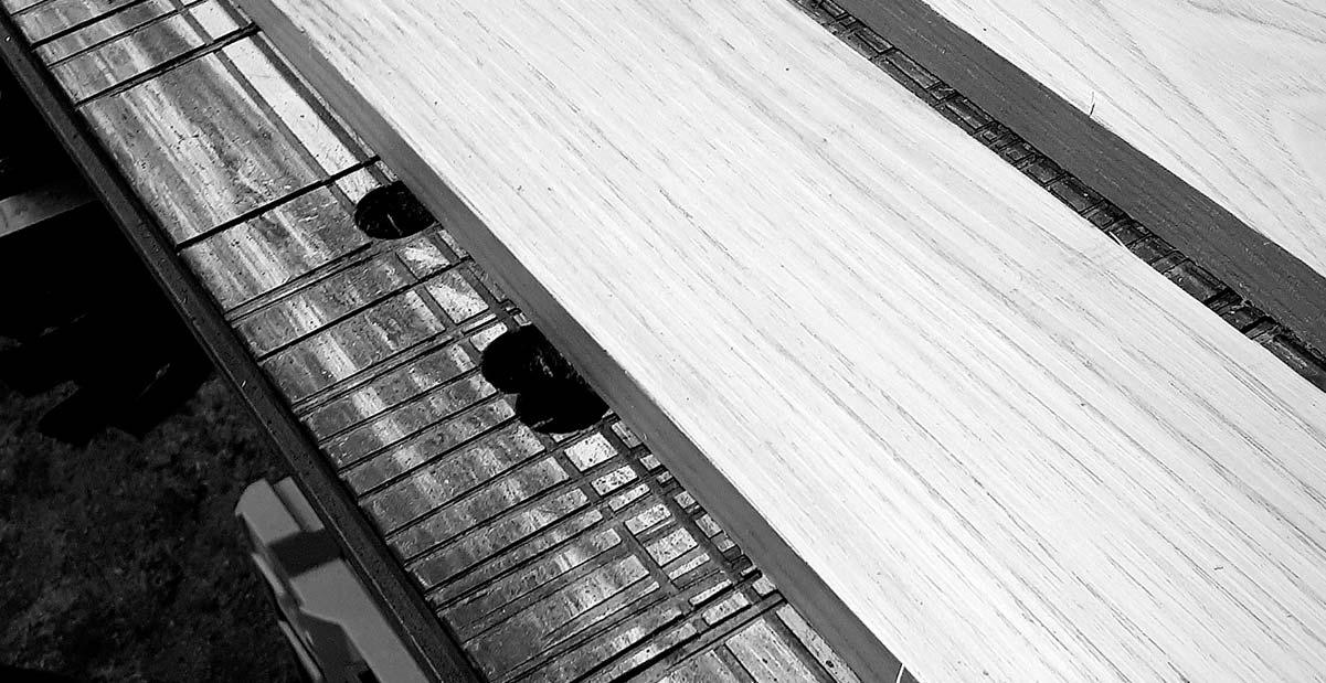 découpe bois bazane